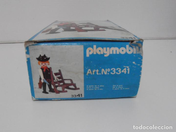 Playmobil: SHERIFF OESTE, PLAYMOBIL, REF 3341, CAJA ORIGINAL, COMPLETO - Foto 4 - 215747951