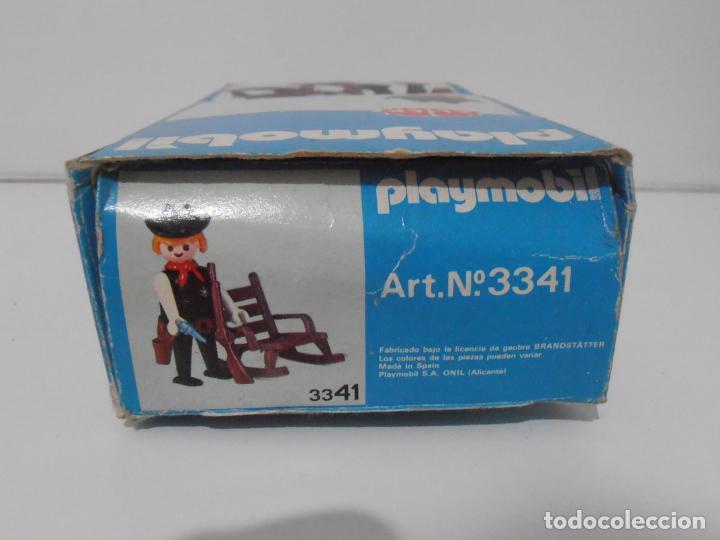 Playmobil: SHERIFF OESTE, PLAYMOBIL, REF 3341, CAJA ORIGINAL, COMPLETO - Foto 7 - 215747951