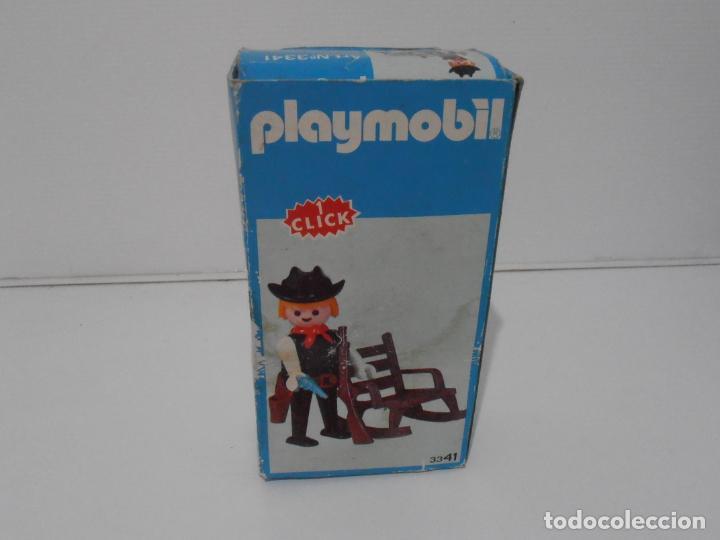 Playmobil: SHERIFF OESTE, PLAYMOBIL, REF 3341, CAJA ORIGINAL, COMPLETO - Foto 8 - 215747951
