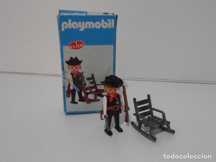 SHERIFF OESTE, PLAYMOBIL, REF 3341, CAJA ORIGINAL, COMPLETO (Juguetes - Playmobil)