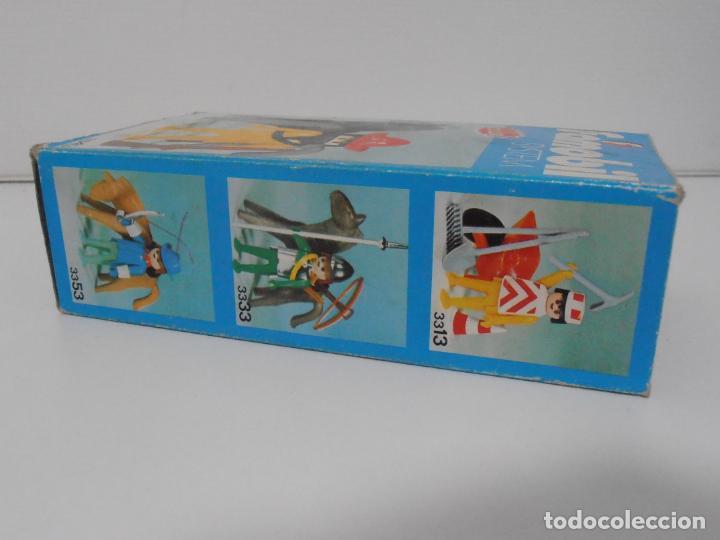 Playmobil: MEXICANO CON CABALLO, FAMOBIL, REF 3343, CAJA ORIGINAL, COMPLETO - Foto 5 - 215748645