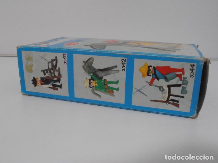 Playmobil: MEXICANO CON CABALLO, FAMOBIL, REF 3343, CAJA ORIGINAL, COMPLETO - Foto 7 - 215748645