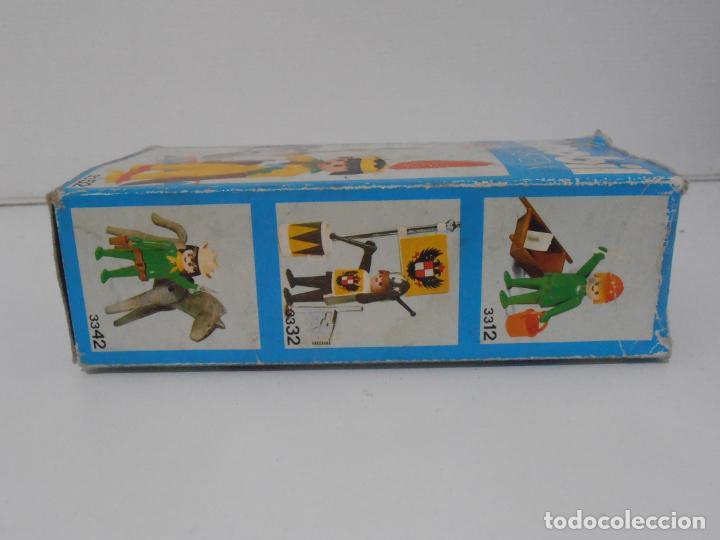 Playmobil: INDIO CON CANOA, FAMOBIL, REF 3352, CAJA ORIGINAL, COMPLETO - Foto 6 - 215748971