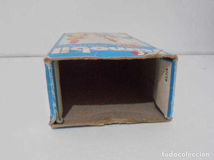 Playmobil: INDIO CON CANOA, FAMOBIL, REF 3352, CAJA ORIGINAL, COMPLETO - Foto 7 - 215748971
