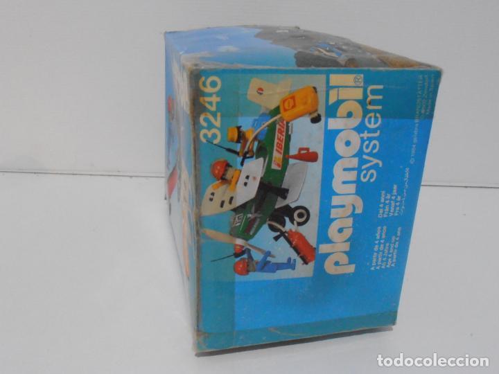 Playmobil: AVIONETA, FAMOBIL, REF 3246, CAJA ORIGINAL, COMPLETO SOLO FALTA PAÑOLETA CUELLO - Foto 12 - 215812996