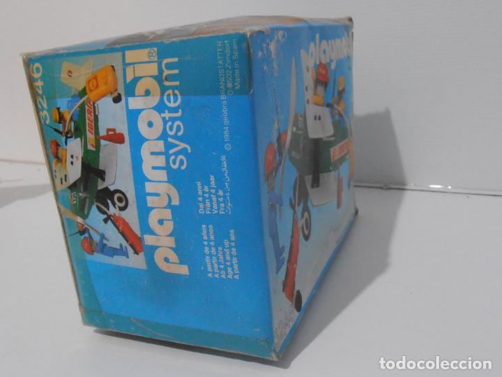 Playmobil: AVIONETA, FAMOBIL, REF 3246, CAJA ORIGINAL, COMPLETO SOLO FALTA PAÑOLETA CUELLO - Foto 13 - 215812996