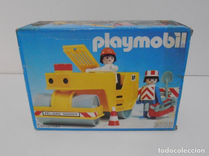 Playmobil: APISONADORA, PLAYMOBIL, REF 3533, CAJA ORIGINAL, COMPLETO - Foto 6 - 215813251