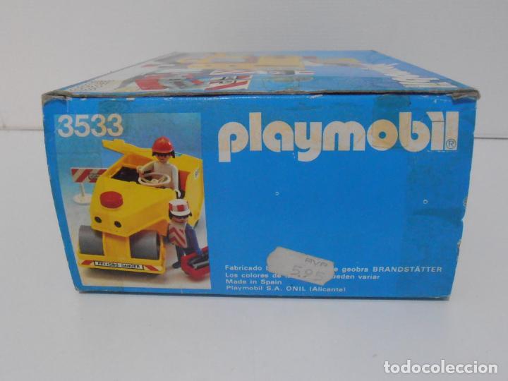Playmobil: APISONADORA, PLAYMOBIL, REF 3533, CAJA ORIGINAL, COMPLETO - Foto 7 - 215813251