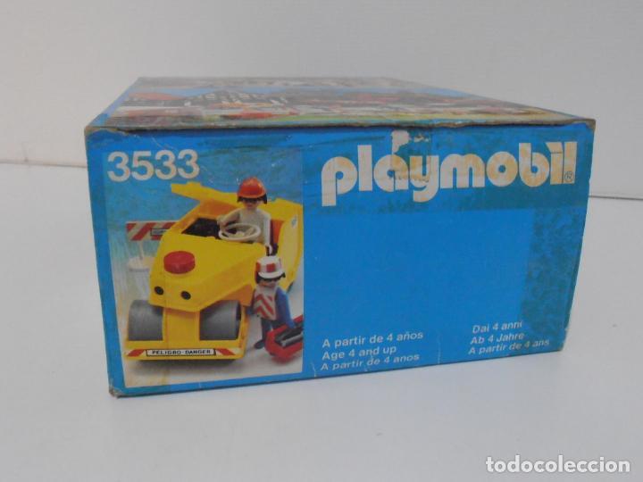 Playmobil: APISONADORA, PLAYMOBIL, REF 3533, CAJA ORIGINAL, COMPLETO - Foto 9 - 215813251
