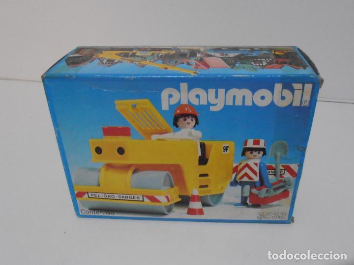 Playmobil: APISONADORA, PLAYMOBIL, REF 3533, CAJA ORIGINAL, COMPLETO - Foto 11 - 215813251