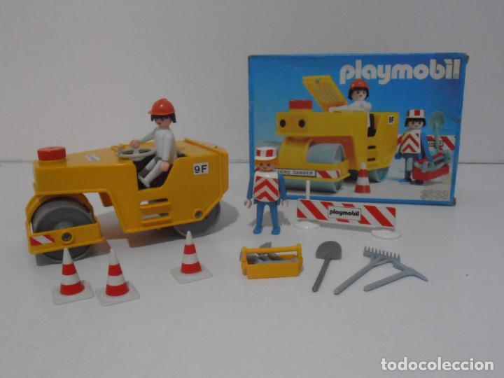 APISONADORA, PLAYMOBIL, REF 3533, CAJA ORIGINAL, COMPLETO (Juguetes - Playmobil)