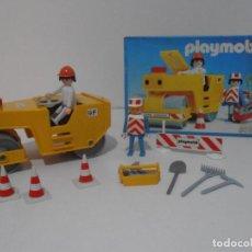 Playmobil: APISONADORA, PLAYMOBIL, REF 3533, CAJA ORIGINAL, COMPLETO. Lote 215813251