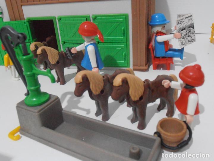 Playmobil: GRANJA DE PONNIES, PLAYMOBIL, REF 3436, CAJA ORIGINAL, COMPLETO - Foto 4 - 215814442