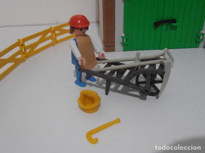 Playmobil: GRANJA DE PONNIES, PLAYMOBIL, REF 3436, CAJA ORIGINAL, COMPLETO - Foto 6 - 215814442