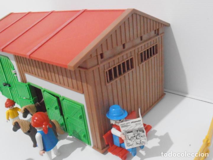 Playmobil: GRANJA DE PONNIES, PLAYMOBIL, REF 3436, CAJA ORIGINAL, COMPLETO - Foto 8 - 215814442