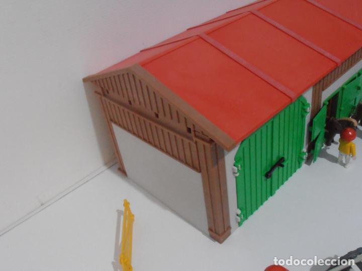Playmobil: GRANJA DE PONNIES, PLAYMOBIL, REF 3436, CAJA ORIGINAL, COMPLETO - Foto 9 - 215814442