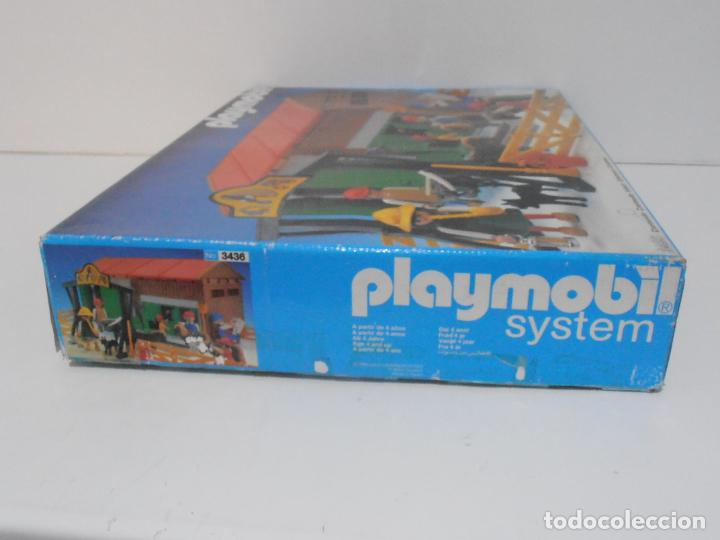 Playmobil: GRANJA DE PONNIES, PLAYMOBIL, REF 3436, CAJA ORIGINAL, COMPLETO - Foto 13 - 215814442