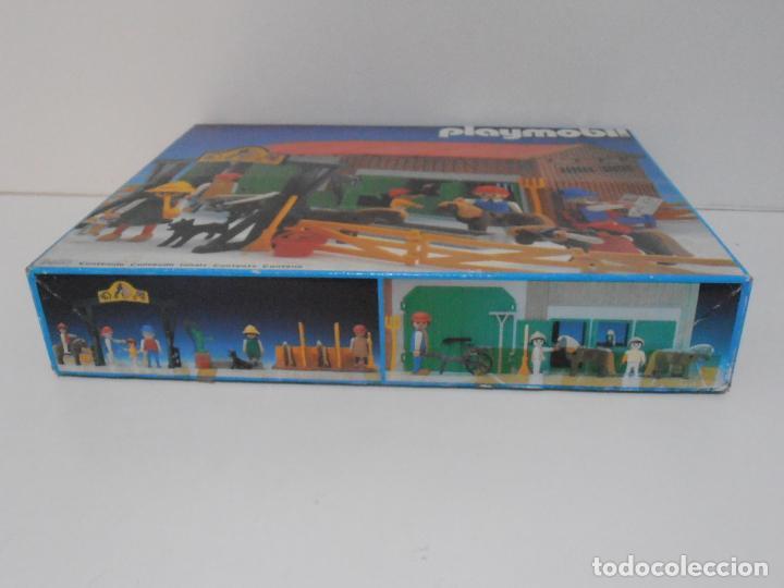 Playmobil: GRANJA DE PONNIES, PLAYMOBIL, REF 3436, CAJA ORIGINAL, COMPLETO - Foto 14 - 215814442