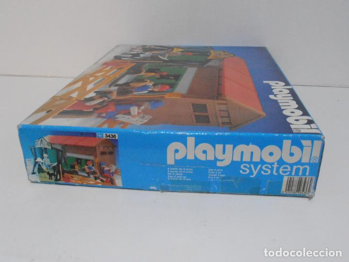 Playmobil: GRANJA DE PONNIES, PLAYMOBIL, REF 3436, CAJA ORIGINAL, COMPLETO - Foto 15 - 215814442