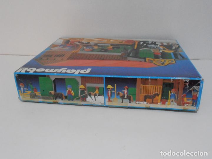 Playmobil: GRANJA DE PONNIES, PLAYMOBIL, REF 3436, CAJA ORIGINAL, COMPLETO - Foto 16 - 215814442
