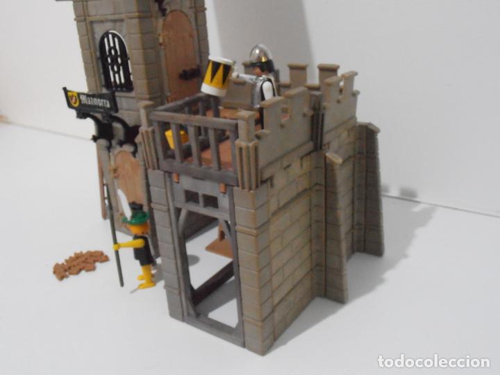 Playmobil: TORREON MAZMORRA, FAMOBIL, REF 3445, CAJA ORIGINAL, CASI COMPLETO - Foto 3 - 215815633