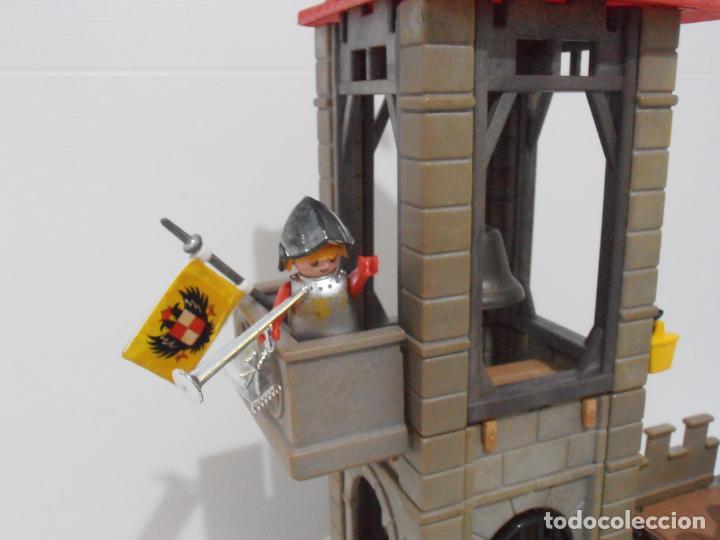 Playmobil: TORREON MAZMORRA, FAMOBIL, REF 3445, CAJA ORIGINAL, CASI COMPLETO - Foto 4 - 215815633