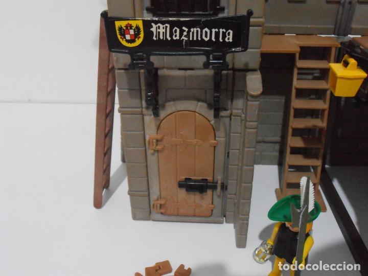 Playmobil: TORREON MAZMORRA, FAMOBIL, REF 3445, CAJA ORIGINAL, CASI COMPLETO - Foto 6 - 215815633