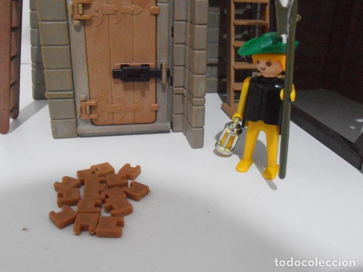 Playmobil: TORREON MAZMORRA, FAMOBIL, REF 3445, CAJA ORIGINAL, CASI COMPLETO - Foto 8 - 215815633