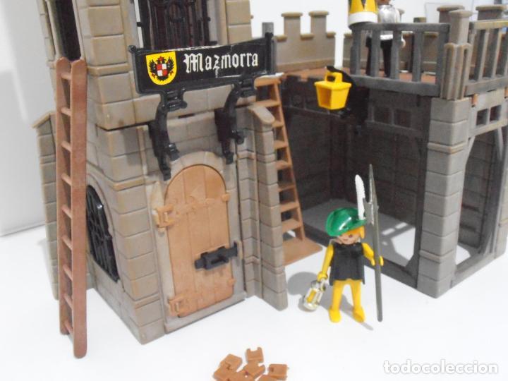 Playmobil: TORREON MAZMORRA, FAMOBIL, REF 3445, CAJA ORIGINAL, CASI COMPLETO - Foto 9 - 215815633