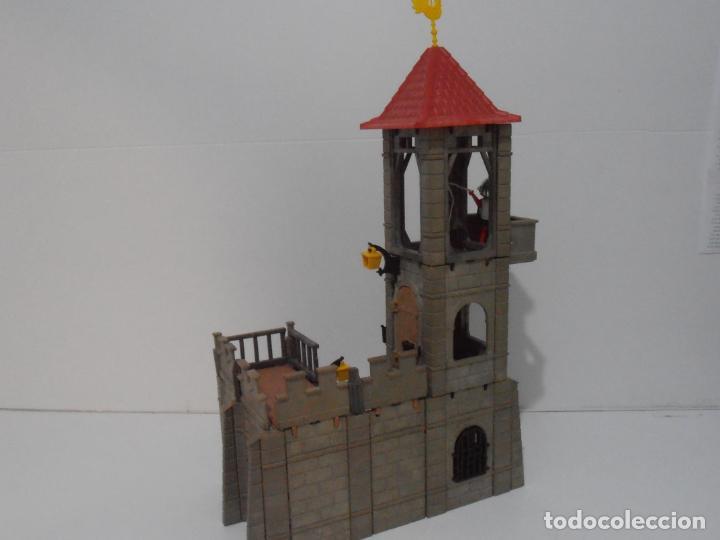 Playmobil: TORREON MAZMORRA, FAMOBIL, REF 3445, CAJA ORIGINAL, CASI COMPLETO - Foto 11 - 215815633