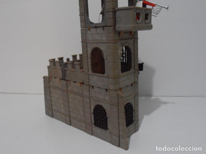 Playmobil: TORREON MAZMORRA, FAMOBIL, REF 3445, CAJA ORIGINAL, CASI COMPLETO - Foto 12 - 215815633