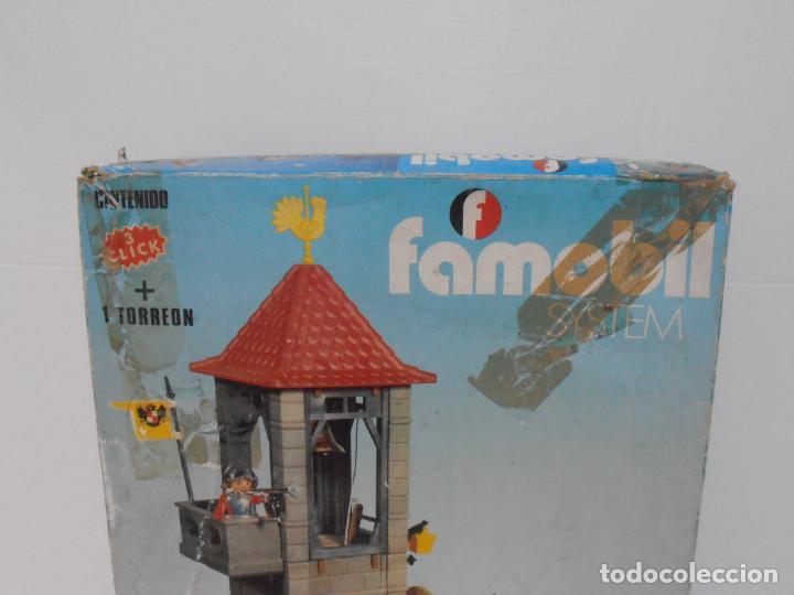 Playmobil: TORREON MAZMORRA, FAMOBIL, REF 3445, CAJA ORIGINAL, CASI COMPLETO - Foto 17 - 215815633