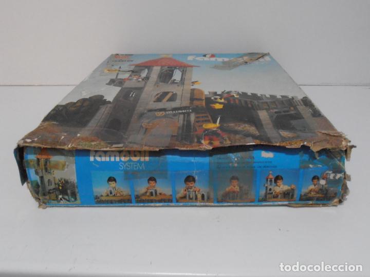 Playmobil: TORREON MAZMORRA, FAMOBIL, REF 3445, CAJA ORIGINAL, CASI COMPLETO - Foto 18 - 215815633