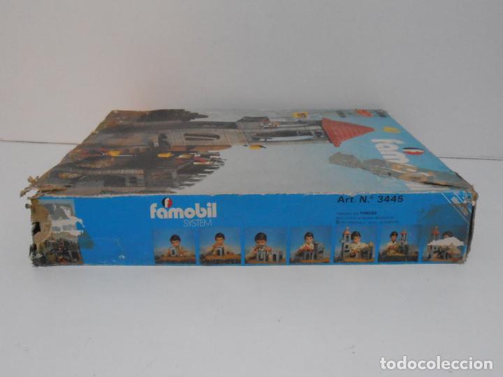 Playmobil: TORREON MAZMORRA, FAMOBIL, REF 3445, CAJA ORIGINAL, CASI COMPLETO - Foto 19 - 215815633