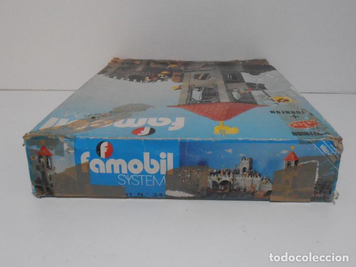 Playmobil: TORREON MAZMORRA, FAMOBIL, REF 3445, CAJA ORIGINAL, CASI COMPLETO - Foto 20 - 215815633