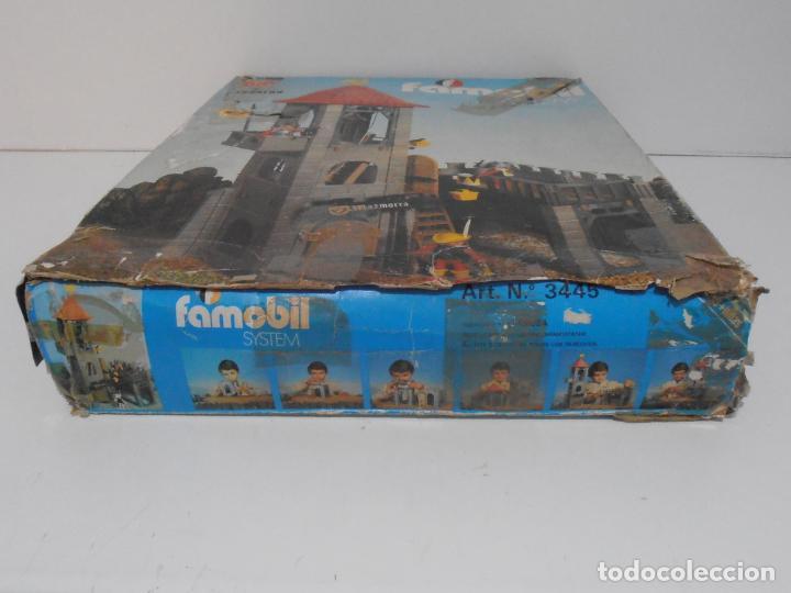 Playmobil: TORREON MAZMORRA, FAMOBIL, REF 3445, CAJA ORIGINAL, CASI COMPLETO - Foto 22 - 215815633