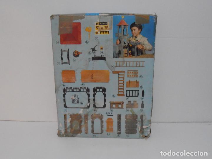 Playmobil: TORREON MAZMORRA, FAMOBIL, REF 3445, CAJA ORIGINAL, CASI COMPLETO - Foto 23 - 215815633