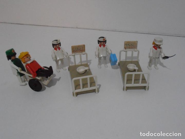 Playmobil: LOTE HOSPITAL MEDICOS, FAMOBIL, TODO LO QUE SE VE - Foto 4 - 215816937