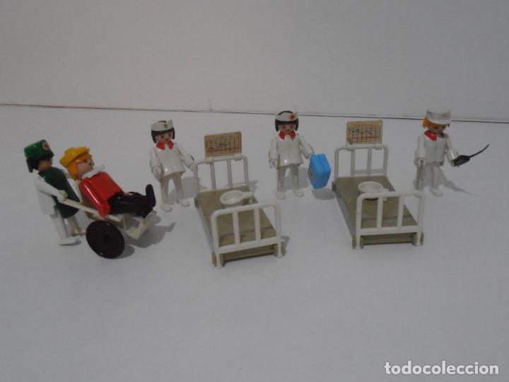Playmobil: LOTE HOSPITAL MEDICOS, FAMOBIL, TODO LO QUE SE VE - Foto 7 - 215816937