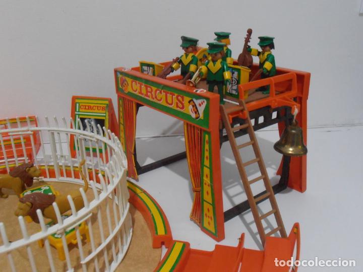 Playmobil: CIRCO, REF. 3194, FAMOBIL, CASI COMPLETO SIN CAJA, FALTAN ALGUNAS PIEZAS - Foto 2 - 215817975