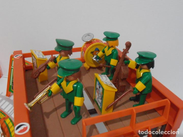 Playmobil: CIRCO, REF. 3194, FAMOBIL, CASI COMPLETO SIN CAJA, FALTAN ALGUNAS PIEZAS - Foto 3 - 215817975