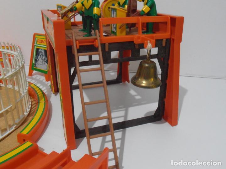 Playmobil: CIRCO, REF. 3194, FAMOBIL, CASI COMPLETO SIN CAJA, FALTAN ALGUNAS PIEZAS - Foto 4 - 215817975