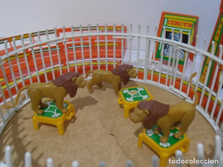 Playmobil: CIRCO, REF. 3194, FAMOBIL, CASI COMPLETO SIN CAJA, FALTAN ALGUNAS PIEZAS - Foto 5 - 215817975