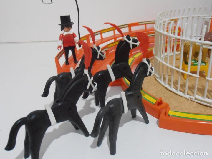 Playmobil: CIRCO, REF. 3194, FAMOBIL, CASI COMPLETO SIN CAJA, FALTAN ALGUNAS PIEZAS - Foto 7 - 215817975