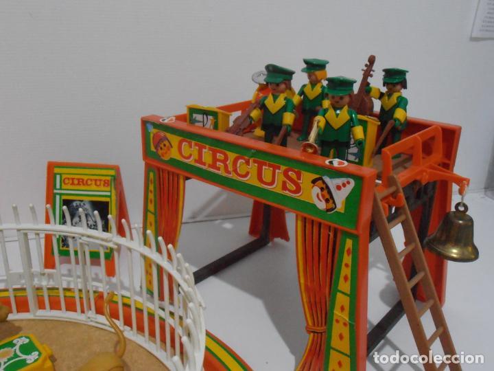 Playmobil: CIRCO, REF. 3194, FAMOBIL, CASI COMPLETO SIN CAJA, FALTAN ALGUNAS PIEZAS - Foto 8 - 215817975