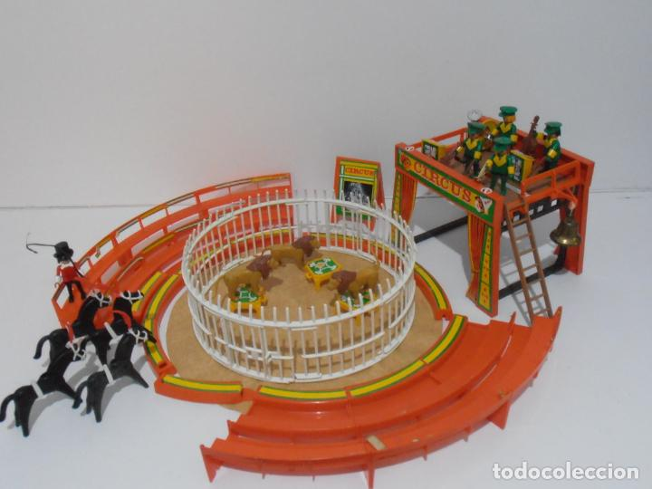 Playmobil: CIRCO, REF. 3194, FAMOBIL, CASI COMPLETO SIN CAJA, FALTAN ALGUNAS PIEZAS - Foto 9 - 215817975