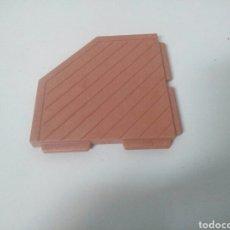 Playmobil: PLAYMOBIL SUELO PEANA MARRON TORRE CASTILLO MEDIEVAL CABALLEROS DEL HALCON 4866 TORREON FORTALEZA. Lote 216008587