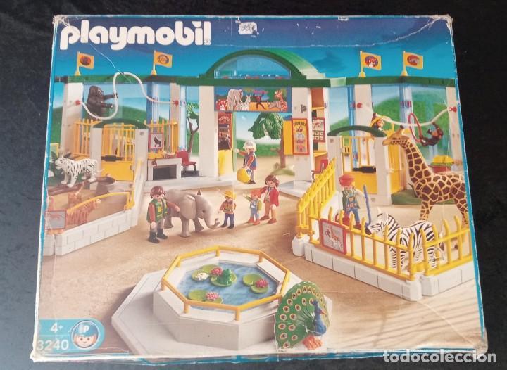 PLAYMOBIL ZOO - 3240 (Juguetes - Playmobil)