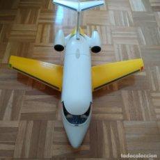 Playmobil: AVION PLAYMOBIL CON PASAJEROS. 7 PLAYMOBIL EN TOTAL. GEOBRA. 2001. VER FOTOS Y LEER DESCRIPCIÓN. Lote 217616578