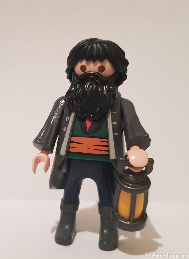 RUBEUS HAGRID HARRY POTTER PLAYMOBIL (Juguetes - Playmobil)